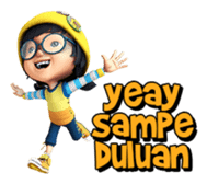 BoBoiBoy and Friends sticker #10440794