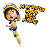 BoBoiBoy and Friends sticker #10440796