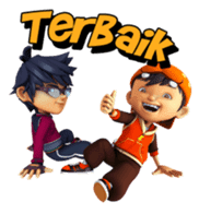 BoBoiBoy and Friends sticker #10440798