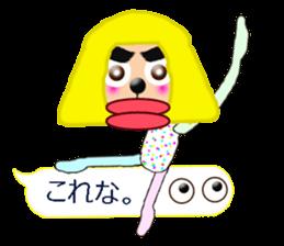 XOXO Monkeys 12Japan sticker #10446599