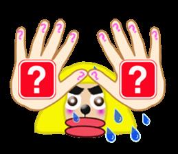 XOXO Monkeys 12Japan sticker #10446602