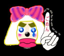 XOXO Monkeys 12Japan sticker #10446605