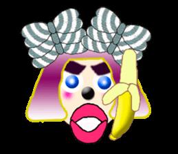 XOXO Monkeys 12Japan sticker #10446606