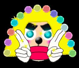 XOXO Monkeys 12Japan sticker #10446608