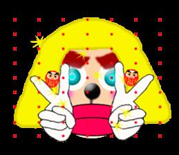 XOXO Monkeys 12Japan sticker #10446610