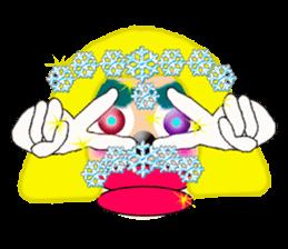 XOXO Monkeys 12Japan sticker #10446611