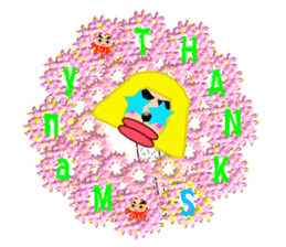 XOXO Monkeys 12Japan sticker #10446615
