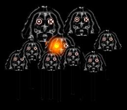 XOXO Monkeys 12Japan sticker #10446617