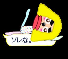 XOXO Monkeys 12Japan sticker #10446621