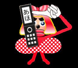 XOXO Monkeys 12Japan sticker #10446625