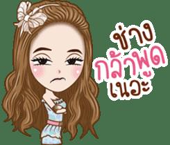 Pretty Girl Story sticker #10453200
