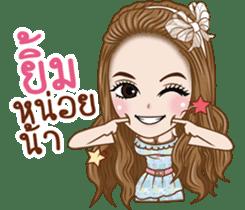 Pretty Girl Story sticker #10453201