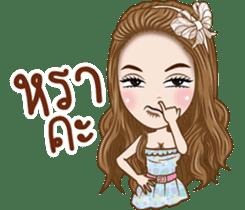 Pretty Girl Story sticker #10453208