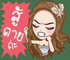 Pretty Girl Story sticker #10453216