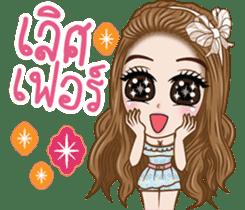 Pretty Girl Story sticker #10453217