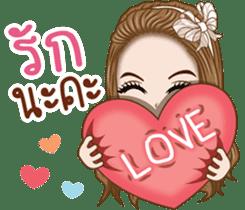Pretty Girl Story sticker #10453219