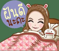 Pretty Girl Story sticker #10453222