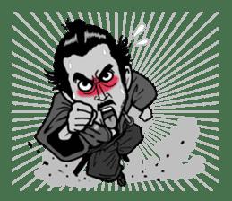 Last Samurai Mifune sticker #10455074