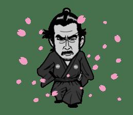 Last Samurai Mifune sticker #10455078