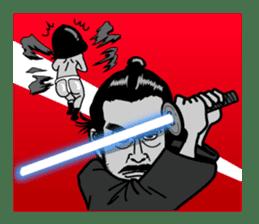 Last Samurai Mifune sticker #10455085