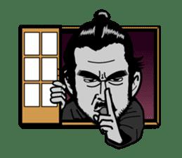 Last Samurai Mifune sticker #10455087