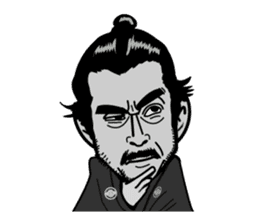 Last Samurai Mifune sticker #10455089