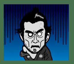 Last Samurai Mifune sticker #10455093