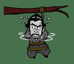 Last Samurai Mifune sticker #10455095