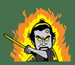 Last Samurai Mifune sticker #10455096