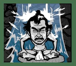 Last Samurai Mifune sticker #10455100