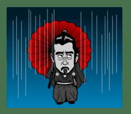 Last Samurai Mifune sticker #10455104