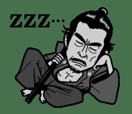 Last Samurai Mifune sticker #10455105