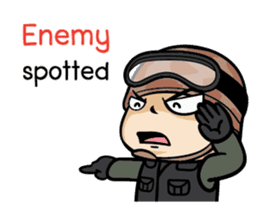 Troll Army sticker #10459922