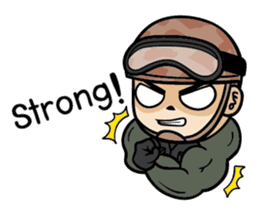 Troll Army sticker #10459933