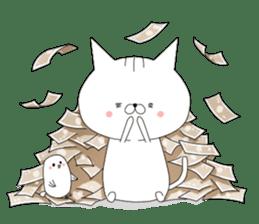 Investor pussy cat 1[Forex & Stocks] sticker #10460711