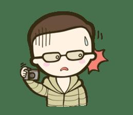 Backpack Sir Sir : Lost in Taipei sticker #10463951