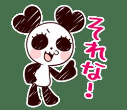 KumaPan of HoneyWorks Dairy ver. sticker #10464488