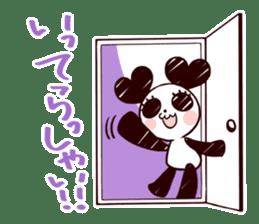 KumaPan of HoneyWorks Dairy ver. sticker #10464491