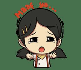 Yumna - (Battle of Surabaya) sticker #10464600