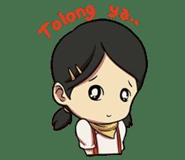 Yumna - (Battle of Surabaya) sticker #10464601