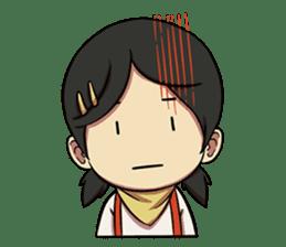 Yumna - (Battle of Surabaya) sticker #10464611