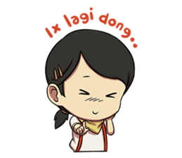 Yumna - (Battle of Surabaya) sticker #10464612