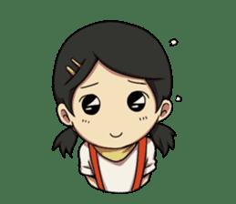 Yumna - (Battle of Surabaya) sticker #10464616