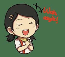 Yumna - (Battle of Surabaya) sticker #10464620