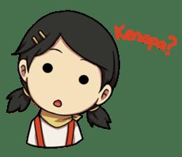Yumna - (Battle of Surabaya) sticker #10464622