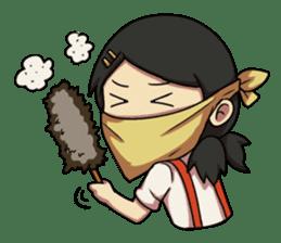 Yumna - (Battle of Surabaya) sticker #10464626