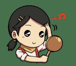 Yumna - (Battle of Surabaya) sticker #10464630