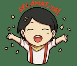 Yumna - (Battle of Surabaya) sticker #10464631