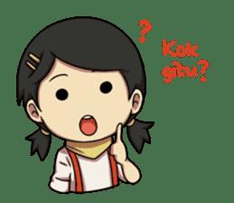 Yumna - (Battle of Surabaya) sticker #10464633