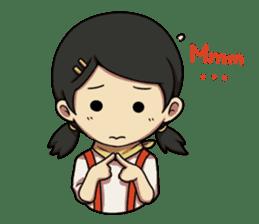 Yumna - (Battle of Surabaya) sticker #10464634